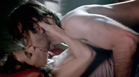 Naked Marina De Tavira In Efectos Secundarios