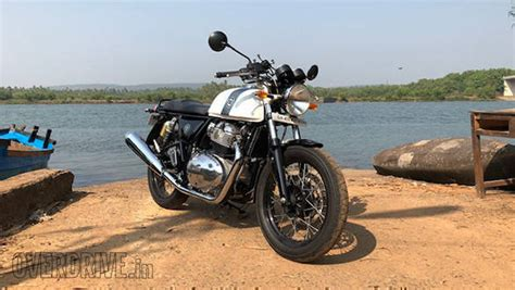 Review Royal Enfield Continental Gt 650 by 2018 Royal Enfield Continental Gt 650 India Ride