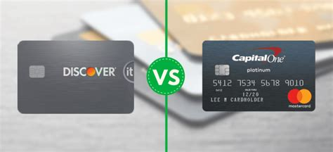 The discover it® secured credit card card is an especially appealing choice because it is one of the few secured credit cards to offer a decent rewards program: Discover it® Secured vs. Secured MasterCard® from Capital One: Which Is Better? - Clark Howard