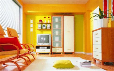 adorn room  warm color scheme