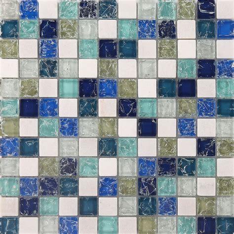 square glass tiles stone and glass mosaic sheets blue square tiles ceram marble tile backsplash kitchen wall tile