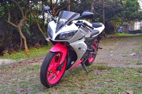 R 15 Modif by New Vixion Modifikasi Yzf R15 Thecitycyclist