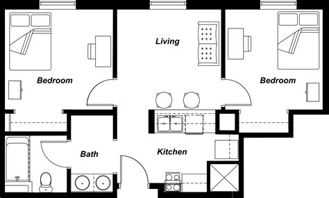residential floor plans residential floor plans home design
