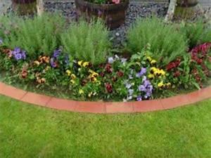 Bordure De Jardin : 11 superbes bordures de jardin que vous aimeriez bien ~ Melissatoandfro.com Idées de Décoration