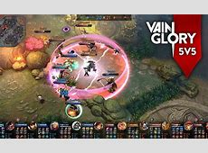 Vainglory 5v5 map release date will further mobile esports