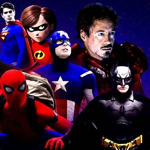The, 30, Best, Superhero, Movies, Updated, April, 2019