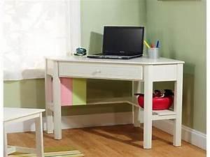 Corner table with drawer, corner desk white ikea white