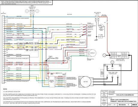 Home Wiring For An Electric Car check my wiring diagram diy electric car forums