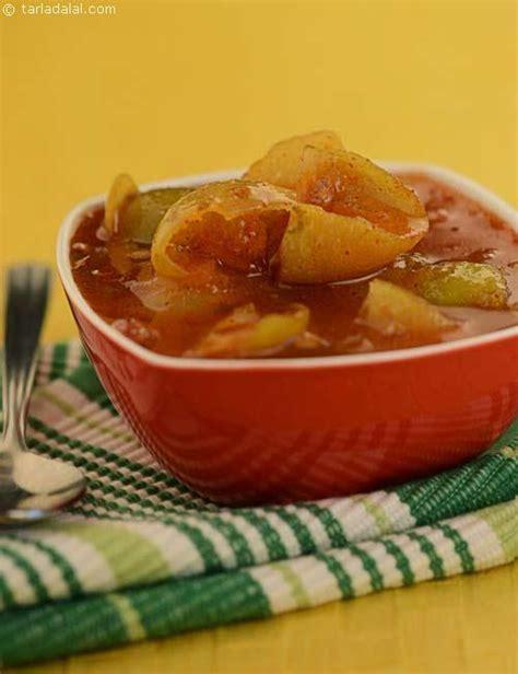 Quick Sweet Lemon Pickle Recipe