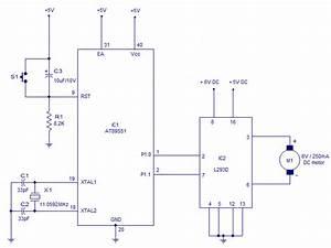 Bidirectional Dc Motor Speed Controller