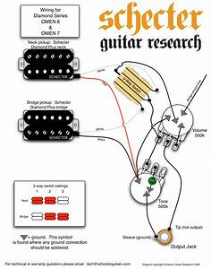 Download Free Pdf For Schecter Omen Extreme 6 Guitar Manual