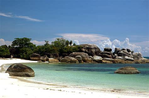 hidden paradise  bangka belitung visit indonesia