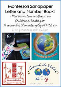 living montessori now information and inspiration for With letters and numbers book