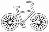 Bicycle Coloring Bike Pages Drawing Easy Bmx Bikes Printable Cycling Draw Colorings Template Vehicles Getdrawings Getcolorings Clipartmag Paintingvalley Davemelillo sketch template