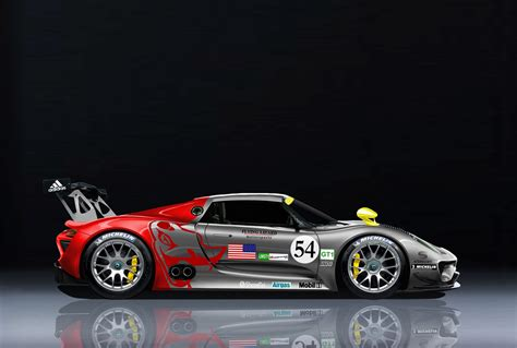 year  kid renders porsche rsr gt perfectly
