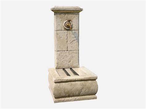 fontaine exterieur en fontaine napoli roc de