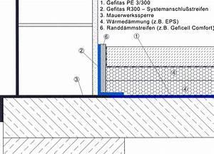 Folie Zwischen Estrich Und Dämmung : anschlussfrage feuchtesperre des bodens trifft auf ~ Articles-book.com Haus und Dekorationen