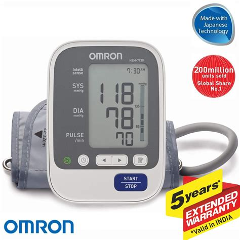 Omron HEM-7130 Blood Pressure Monitor : Buy Omron HEM-7130