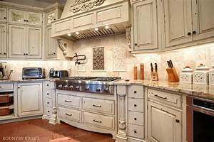 Custom, Distressed, Kitchen, Cabinets, In, Mohnton, Pennsylvania