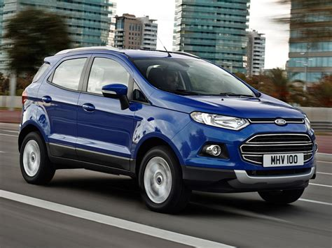 Used Ford Ecosport Cars for Sale on Auto Trader