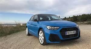 Essai Audi A1 : essai audi a1 30 tfsi nos impressions au volant de la nouvelle citadine premium ~ Medecine-chirurgie-esthetiques.com Avis de Voitures
