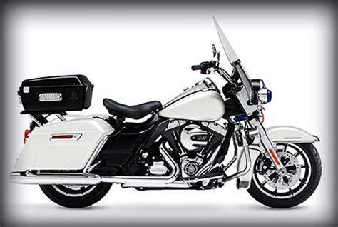 2014 Harley-davidson Road King Police