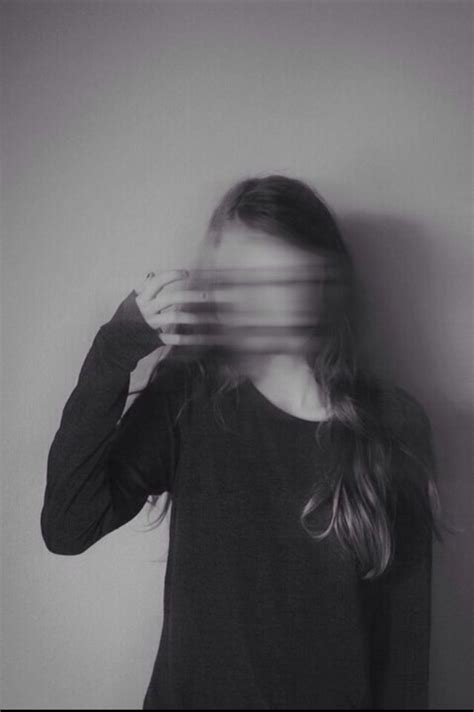 blurred face photography mood board pinterest