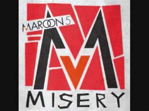 maroon 5 misery maroon 5 misery backwards youtube