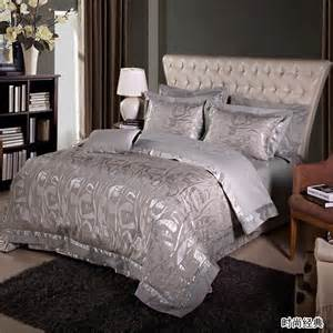 popular silver comforter sets buy cheap silver comforter sets lots from china silver comforter
