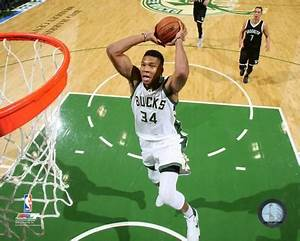 Giannis Antetokounmpo 2016-17 Action Photo - at AllPosters ...