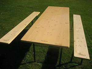 Bierzeltgarnitur Breiter Tisch : bierzeltgarnitur 70 umbau haus ideen ~ A.2002-acura-tl-radio.info Haus und Dekorationen