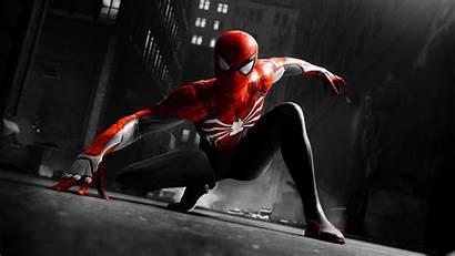 4k Spiderman Wallpapers Spider Background Desktop Suit