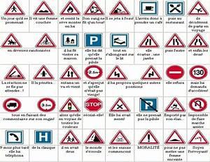 Code De La Route Signalisation : le code de la route un peu d 39 humour ~ Maxctalentgroup.com Avis de Voitures