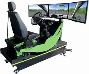 Simulateur Auto Ps4 : simucar les simulateurs de conduite ~ Farleysfitness.com Idées de Décoration