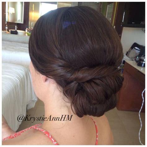 50 best brunette updo s images on pinterest wedding hair