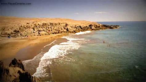 playa de las mujeres isla de gran canaria youtube