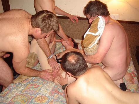 Mature Sex | Gangbang Housewife