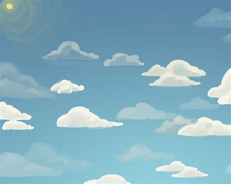 Cloud Animated Wallpaper - cloud cliparts co