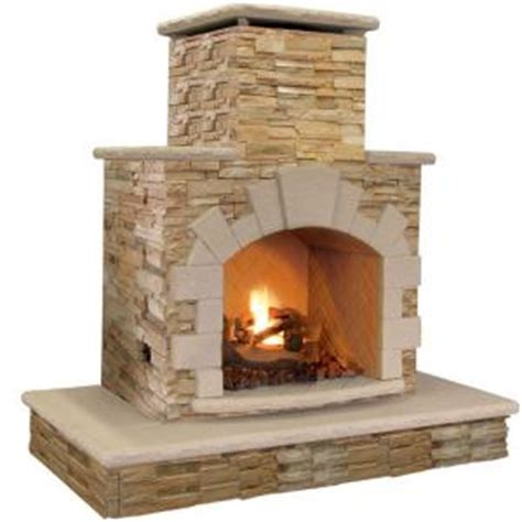 gas light mantles home depot cal 78 in brown propane gas outdoor