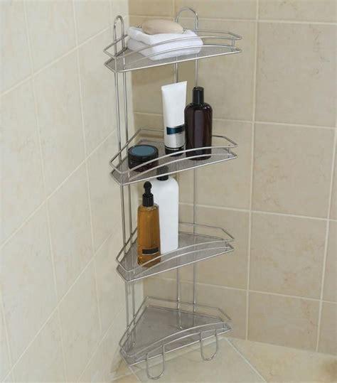 10 Shower Caddies For Bathroom Corners Rilane