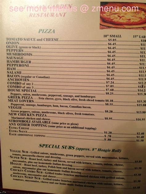 garden cafe menu menu of italian garden restaurant restaurant york