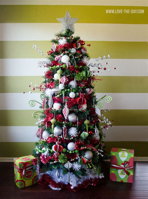 christmas tree colors ideas 12 christmas tree decorating ideas
