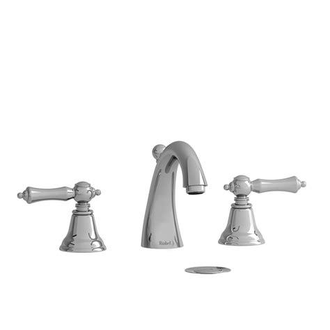 luxury kitchen faucet brands riobel pr08l provence 8 quot lavatory faucet bliss bath and