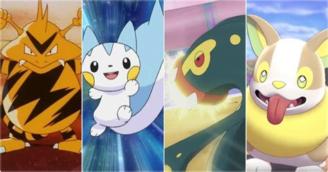 10 Unanswered Questions We Have About Electric-Type Pokémon