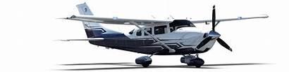 Cessna Stationair Turbo Monomotores Custam 1mi Menos