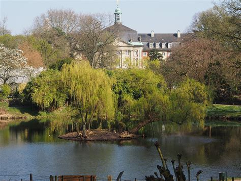 Botanischer Garten Bonn Mit Parkartig Angelegtem Arboretum