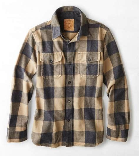 Rugged Work Clothes by Rugged Flannel Workwear Shirt Clothes Mens