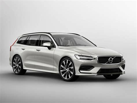 2019 Volvo V60 Wagon Revealed  Drive Arabia