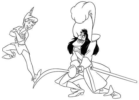 Peter Pan Coloring Page - Eskayalitim