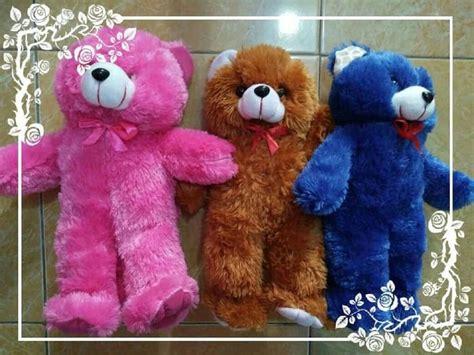 boneka teddy 35 cm murah grosir cirebon